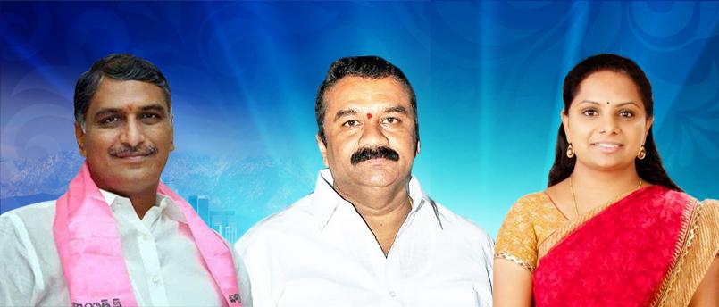 T. Harish Rao& Talasani Srinivas Yadhav & K. Kavitha