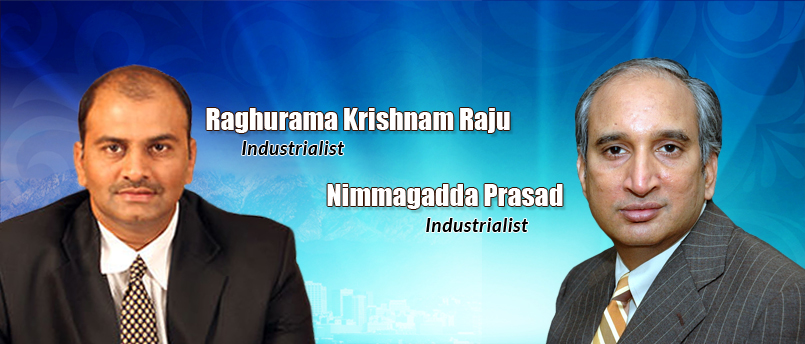 Raghurama Krishnama Raju-Niammagadda Prasad